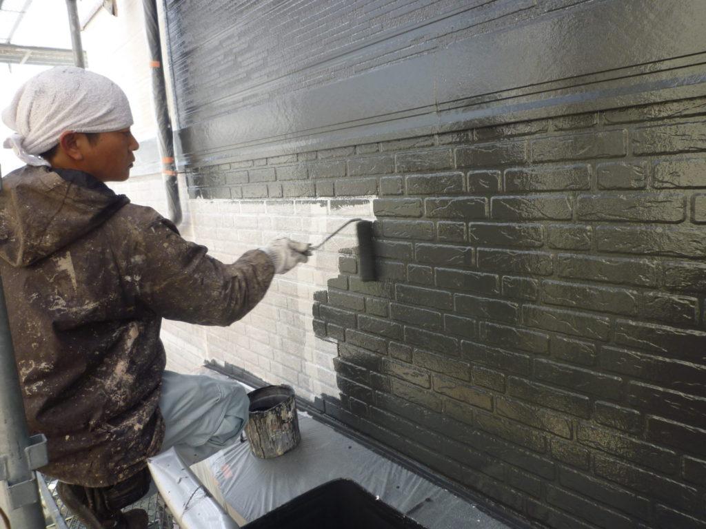 【壁:色決め】外壁塗装施工事例紹介