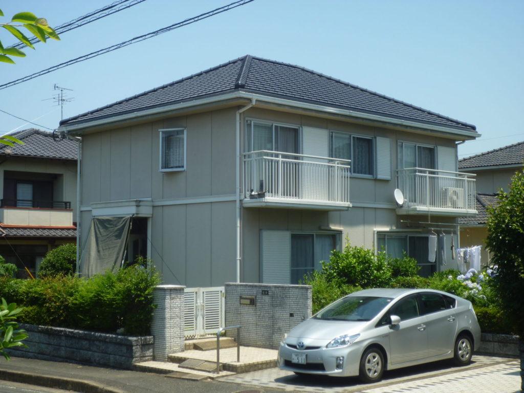 北九州 外壁塗装の石松健創が屋根工事【瓦葺き替え】施工事例紹介致します。