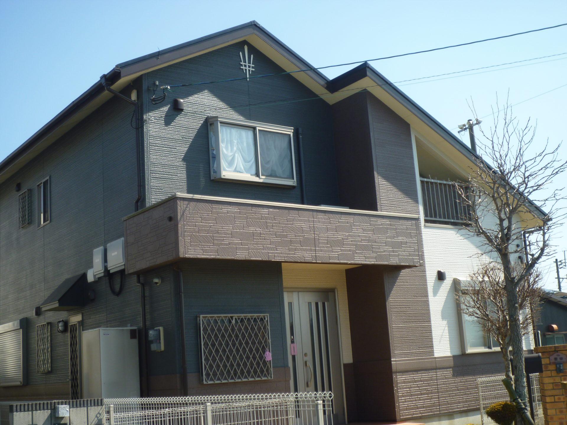 北九州 住宅塗装の石松健創が施工事例紹介