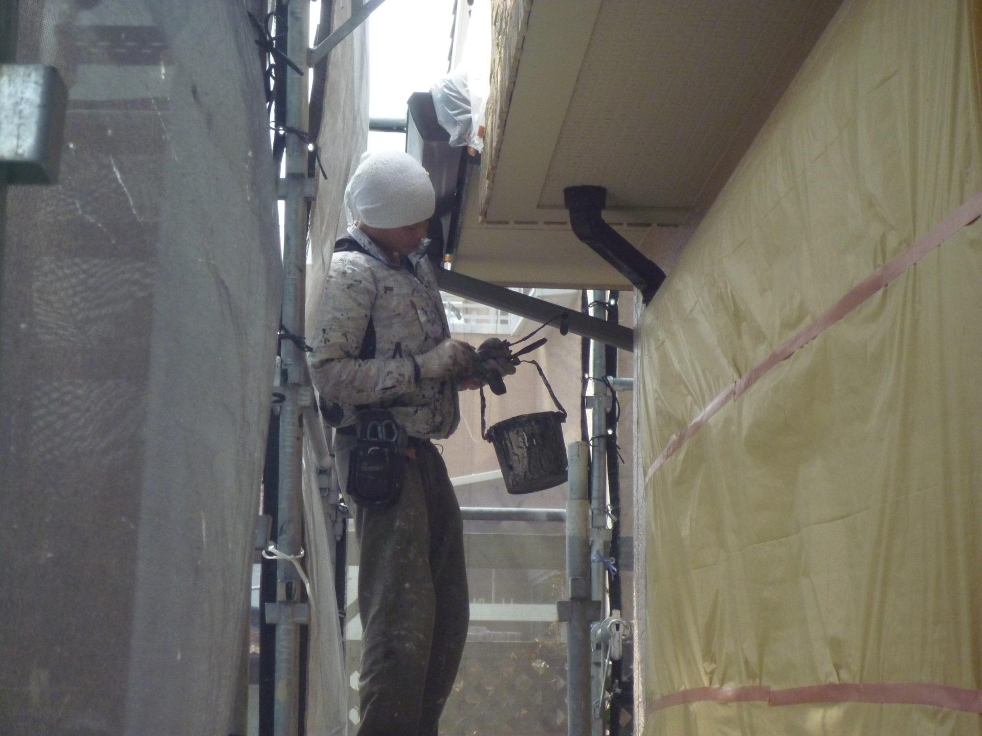 福岡県 田川市S様邸 外壁塗装